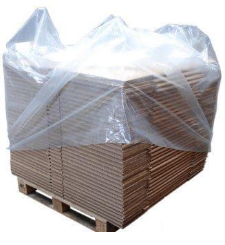 "Custom Bag - 209""x105""x145"" 8 MIL CLEAR 5 Bags/Box"